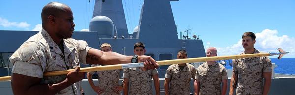 USMC Course Training
