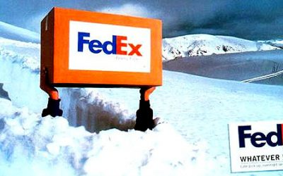 Fed Ex - Whatever it takes