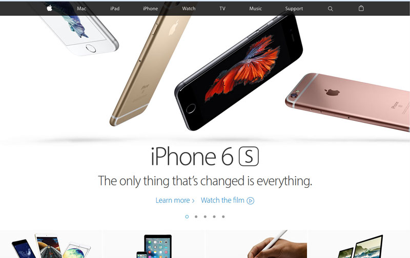 iPhone 6 UVP