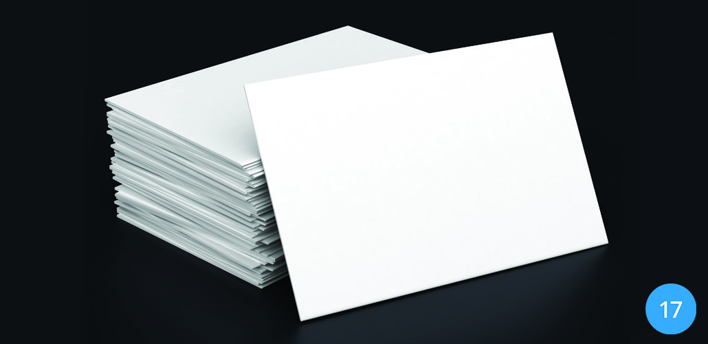 Business Cards: Think Outside the Rectangle