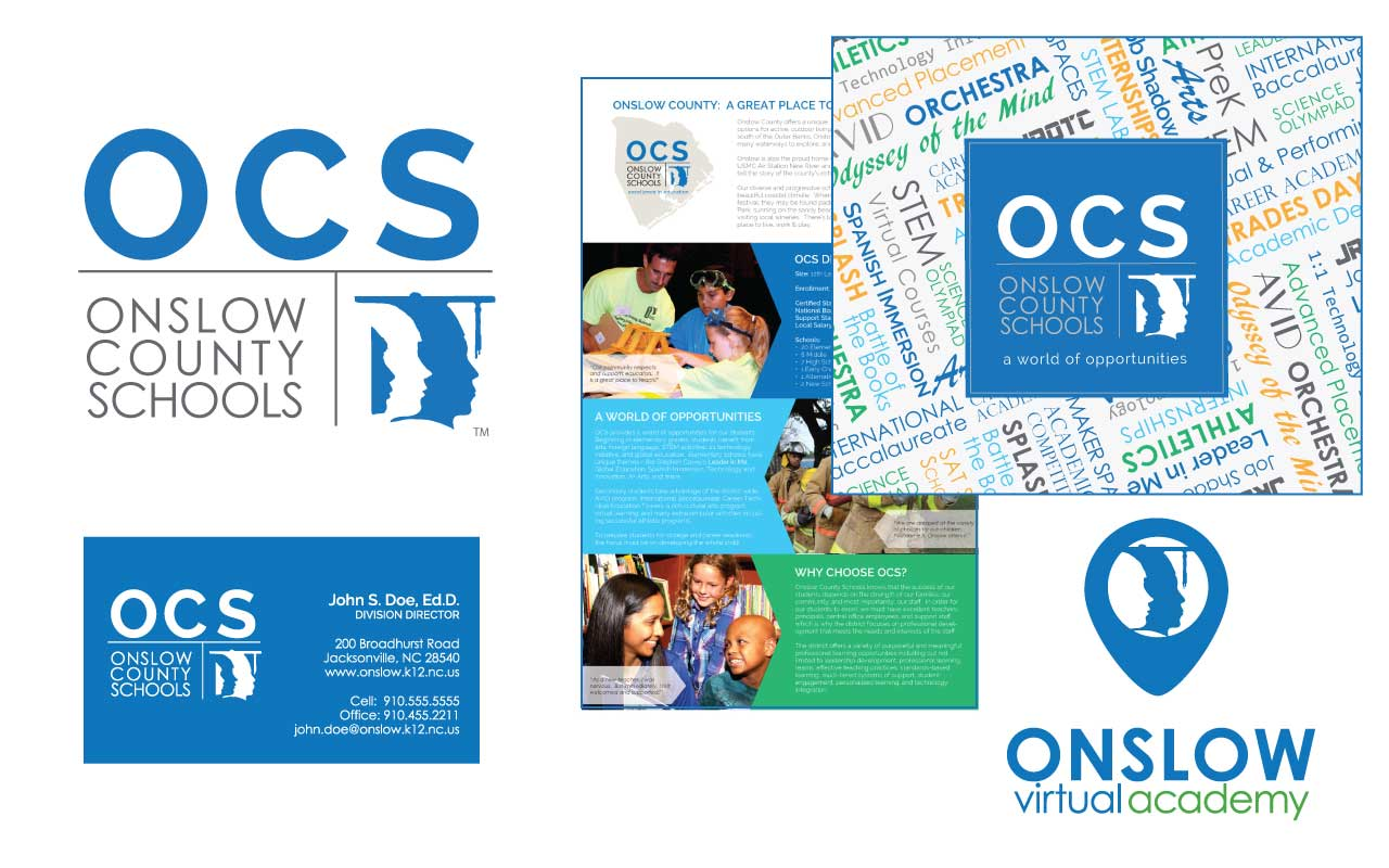 Onslow County Schools Recruitment Brochure