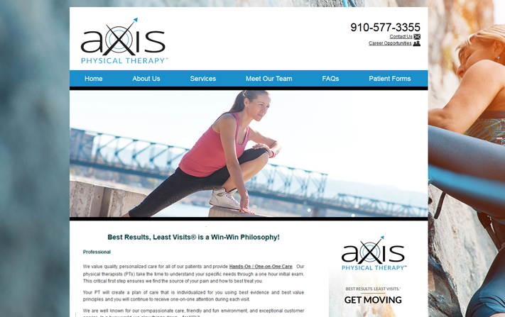 Axis Therapy Clinic, Inc