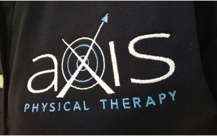 Axis Physical Therapy Logo T-Shirt