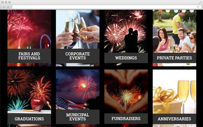 Class A Fireworks