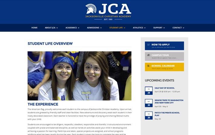 JCA Web Deisgn
