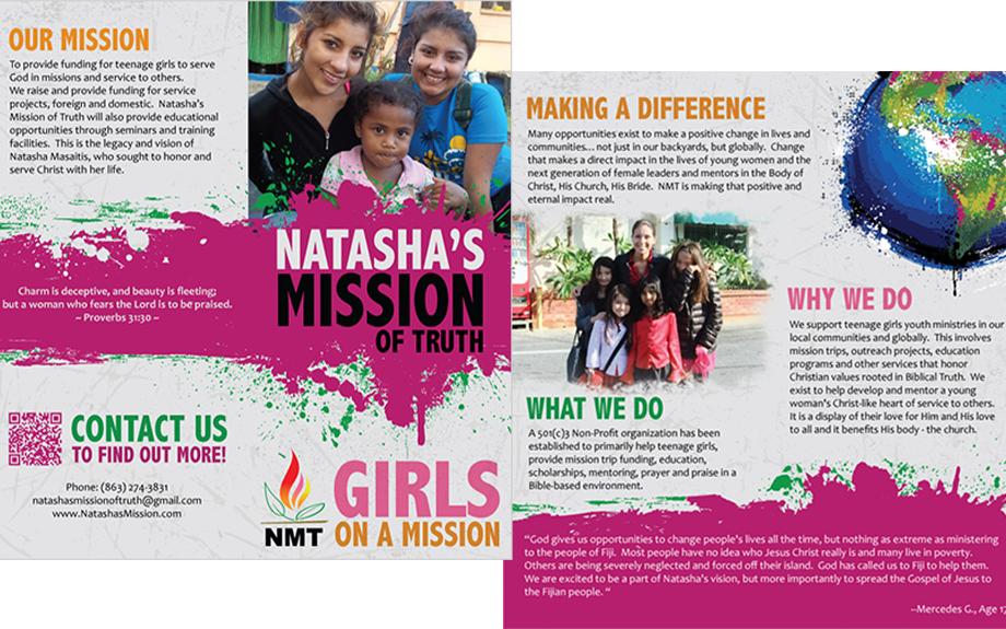 Natasha's Mission