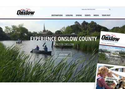Onslow County Tourism
