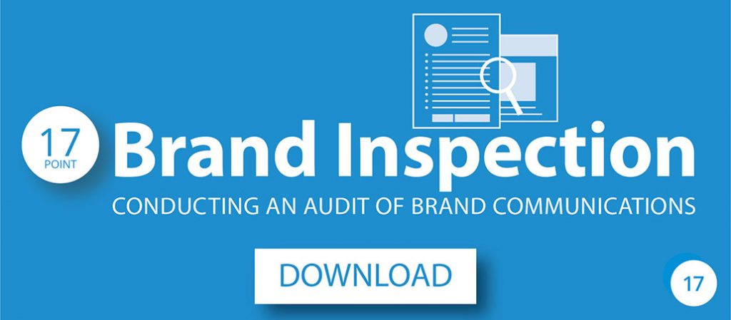 Download a Free 17-Point Brand Inspection Guide