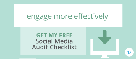 Download my free social media checklist