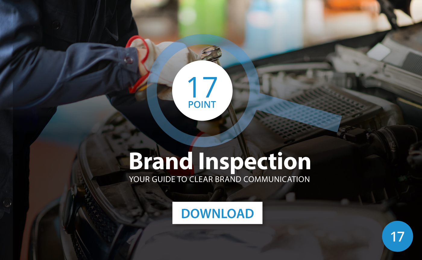 17 Point Brand Inspection Landing Page Image
