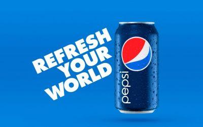 Pepsi Branding