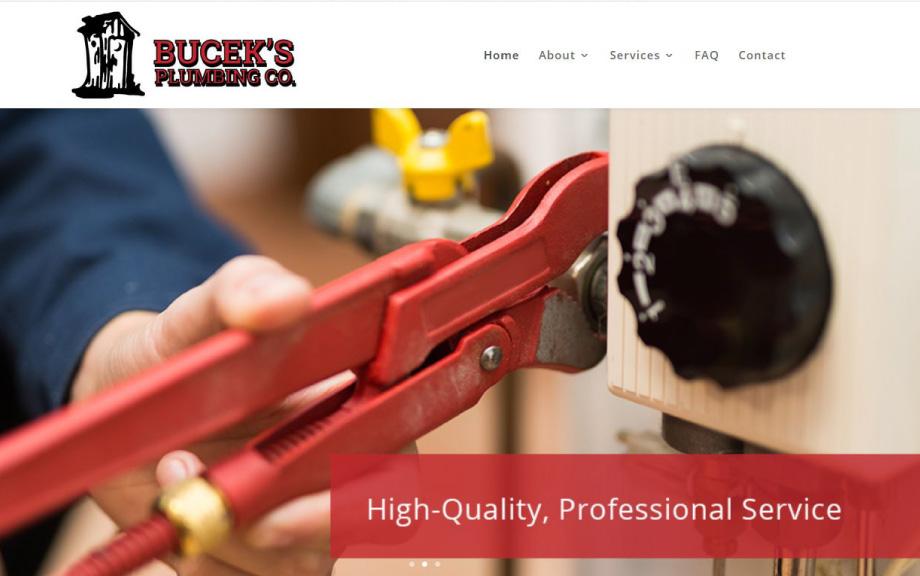 Bucek Website