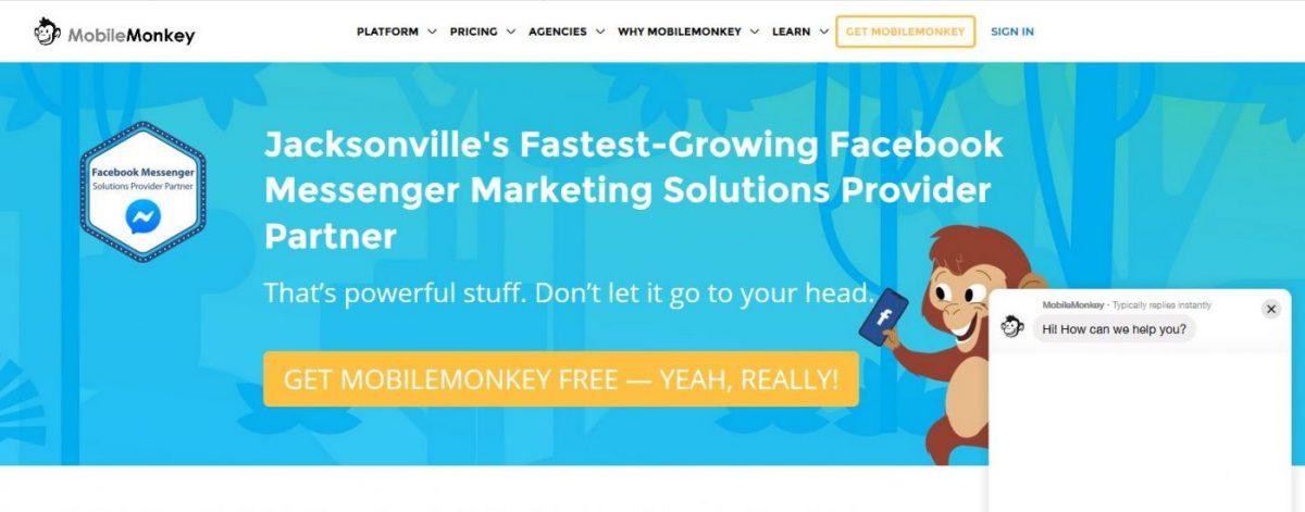 MobIle Monkey Chatbot Platform