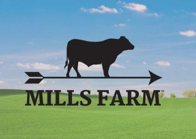 MIlls Farm Logo