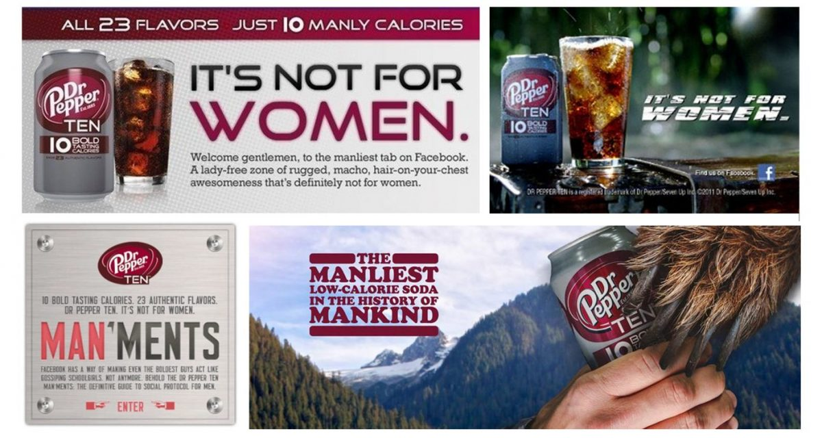 Dr Pepper 10 brand launch fail