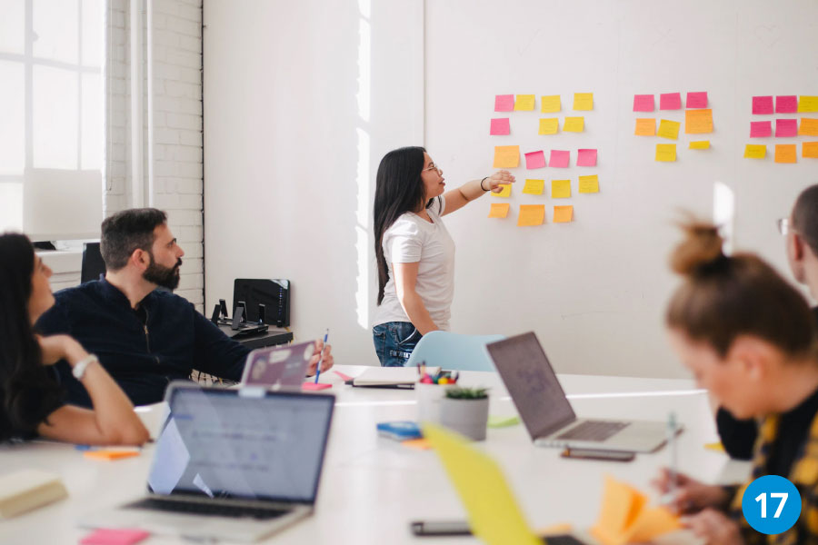 Managing a High-Performance Marketing Team