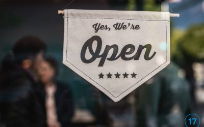 Marketing for small business - Yes, we're open
