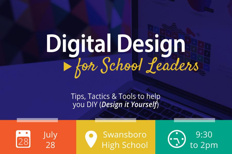 Digital Design for School Leaders